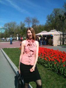 Анна Глухова